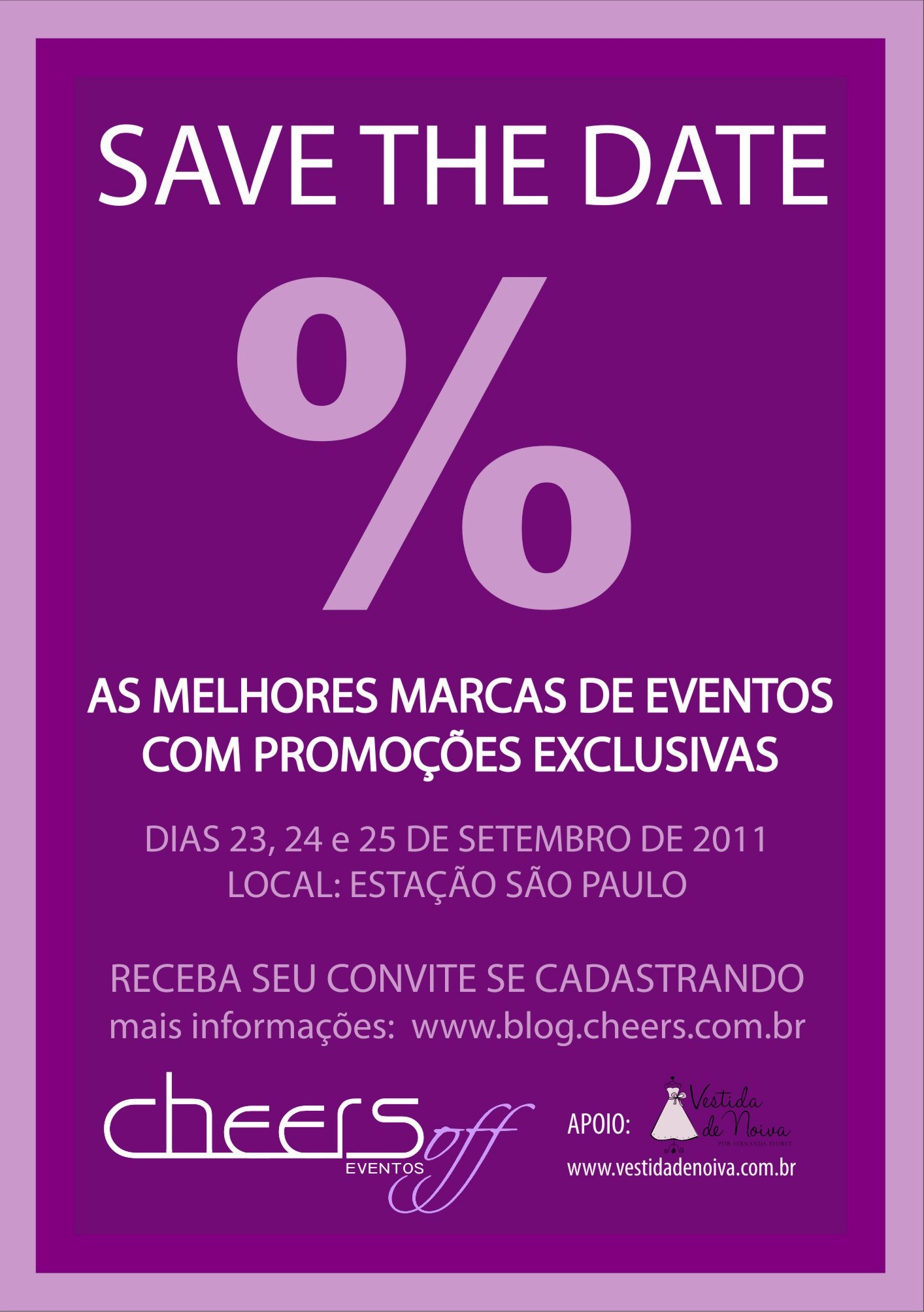 save the date cheers off Save The Data / Cheers Off fotografo
